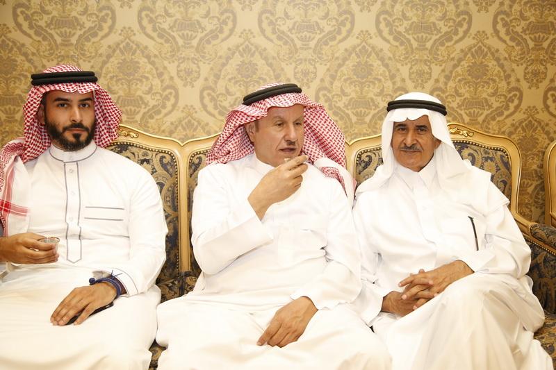 زفاف الشاب فهد بن عبدالكريم بن عواد العرادى البلوى LMS9168