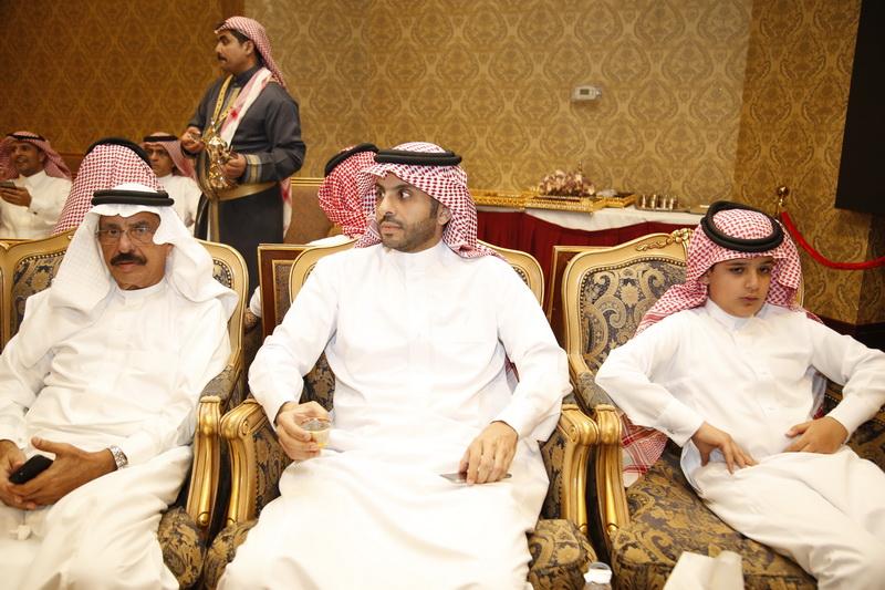 زفاف الشاب فهد بن عبدالكريم بن عواد العرادى البلوى LMS9174