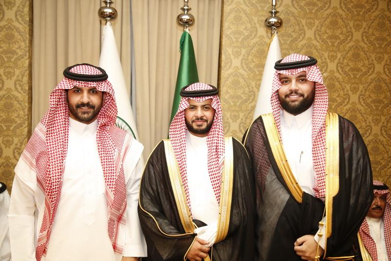 زفاف الشاب فهد بن عبدالكريم بن عواد العرادى البلوى LMS9188