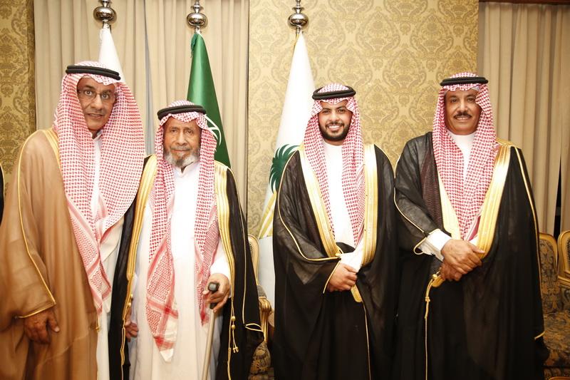 زفاف الشاب فهد بن عبدالكريم بن عواد العرادى البلوى LMS9218