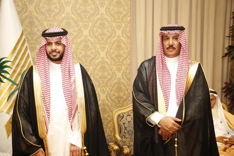 زفاف الشاب فهد بن عبدالكريم بن عواد العرادى البلوى LMS9238