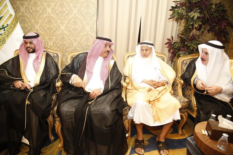 زفاف الشاب فهد بن عبدالكريم بن عواد العرادى البلوى LMS9241