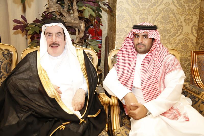 زفاف الشاب فهد بن عبدالكريم بن عواد العرادى البلوى LMS9248