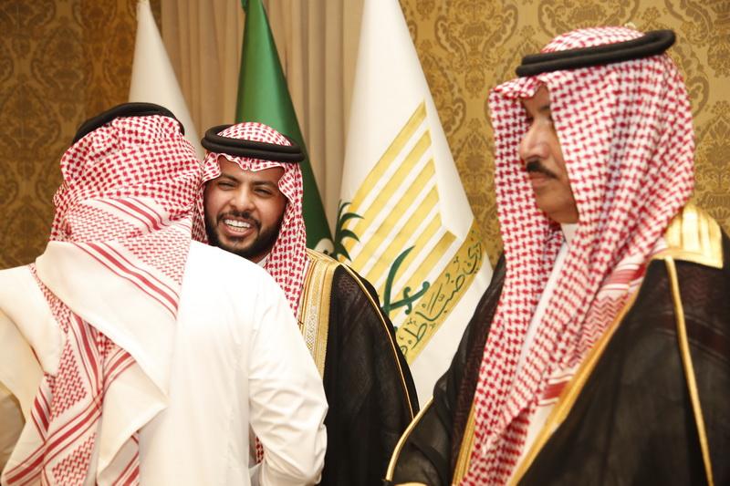 زفاف الشاب فهد بن عبدالكريم بن عواد العرادى البلوى LMS9250