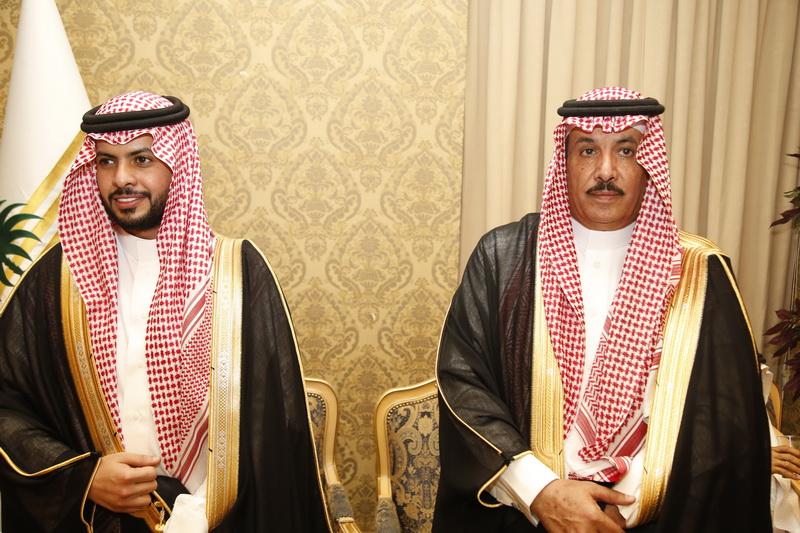 زفاف الشاب فهد بن عبدالكريم بن عواد العرادى البلوى LMS9253