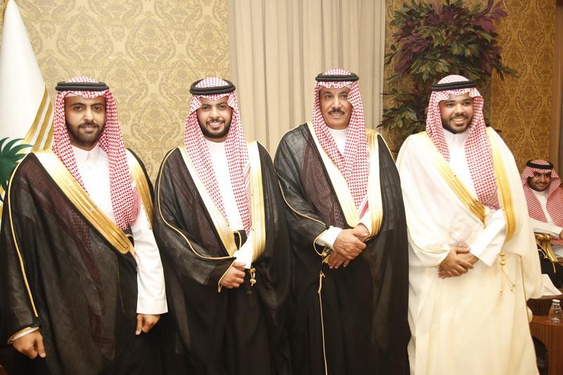 زفاف الشاب فهد بن عبدالكريم بن عواد العرادى البلوى LMS9257