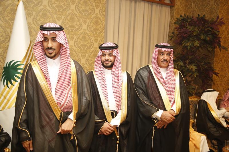 زفاف الشاب فهد بن عبدالكريم بن عواد العرادى البلوى LMS9264