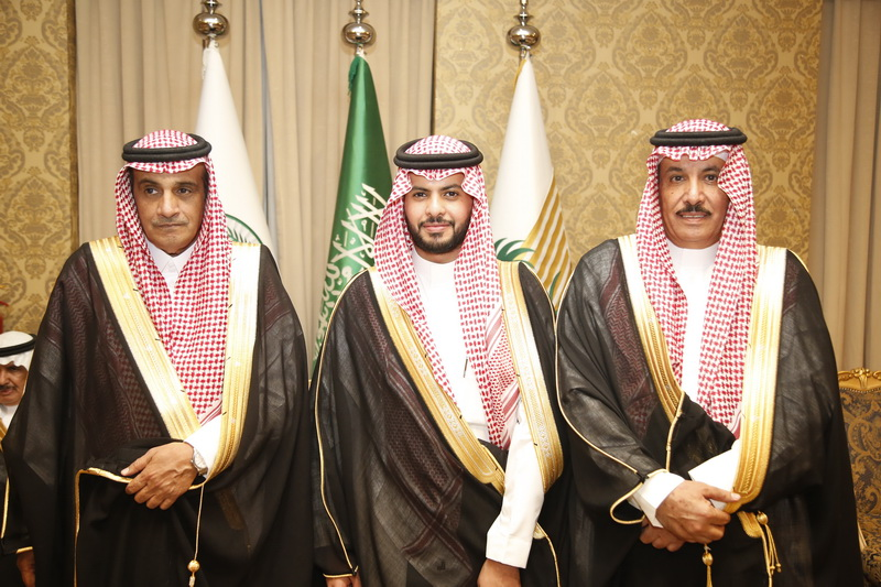 زفاف الشاب فهد بن عبدالكريم بن عواد العرادى البلوى LMS9266