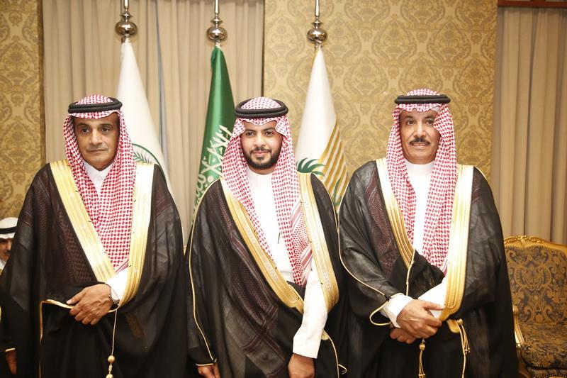 زفاف الشاب فهد بن عبدالكريم بن عواد العرادى البلوى LMS9275