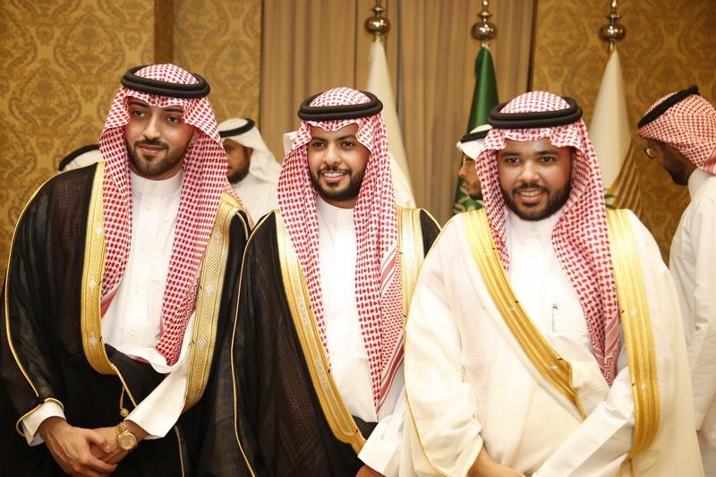 زفاف الشاب فهد بن عبدالكريم بن عواد العرادى البلوى LMS9288