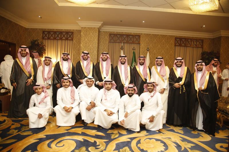 زفاف الشاب فهد بن عبدالكريم بن عواد العرادى البلوى LMS9291