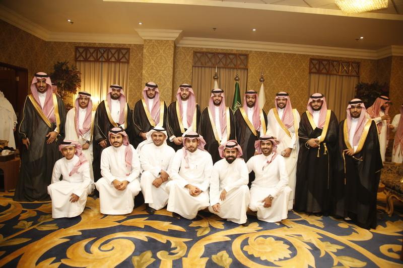 زفاف الشاب فهد بن عبدالكريم بن عواد العرادى البلوى LMS9295