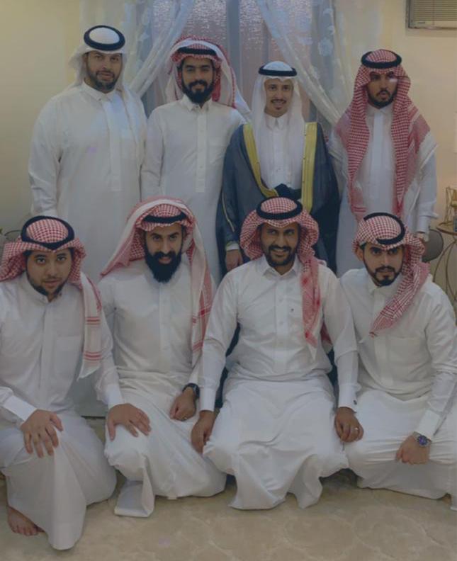 زواج الشاب / ناصر محمد جدعان القويعاني البلوي 7035d64c 956d 4f11 a79c f30b3d424bdf