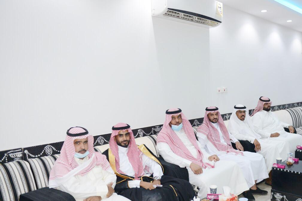 الشاب / عبدالرحمن زايد البلوي يحتفل بزواجه 60447915 08b8 420b 885a 7dbcd8173945