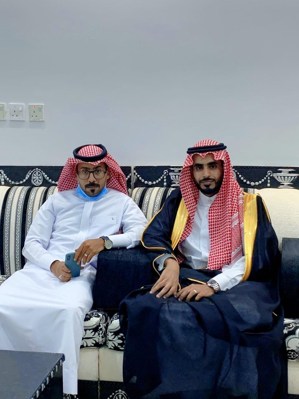 الشاب / عبدالرحمن زايد البلوي يحتفل بزواجه d0662416 9ccd 418d 8797 a52bc82aa81f