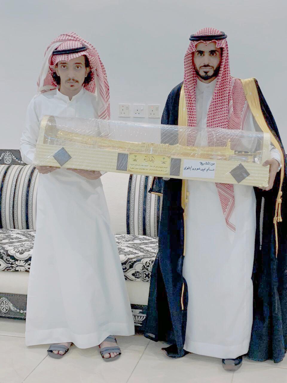الشاب / عبدالرحمن زايد البلوي يحتفل بزواجه d16654dd 7a29 4c34 9f82 678ece786674
